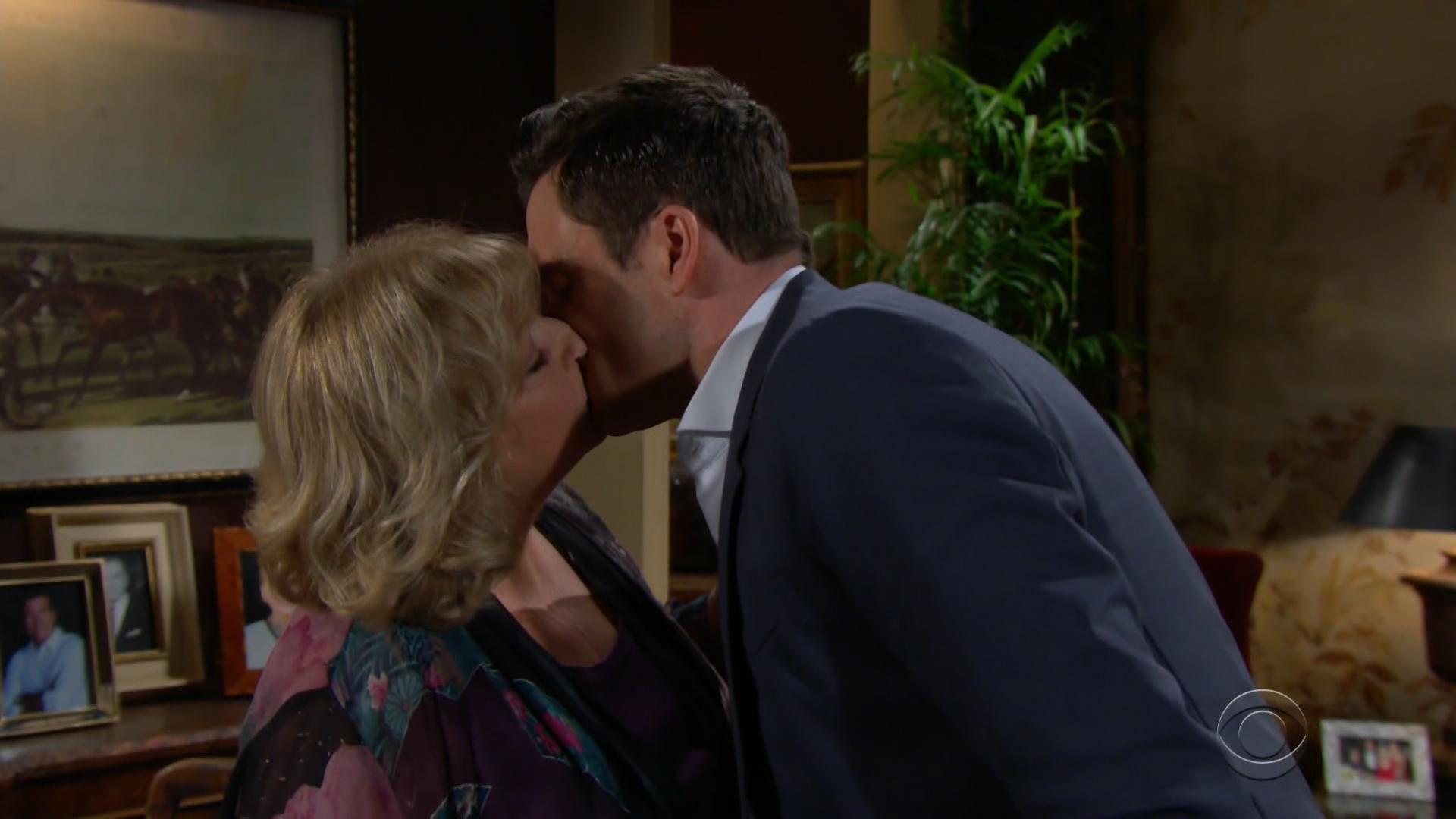 Cane Kisses Traci For Real The Young And The Restless Y R Chat
